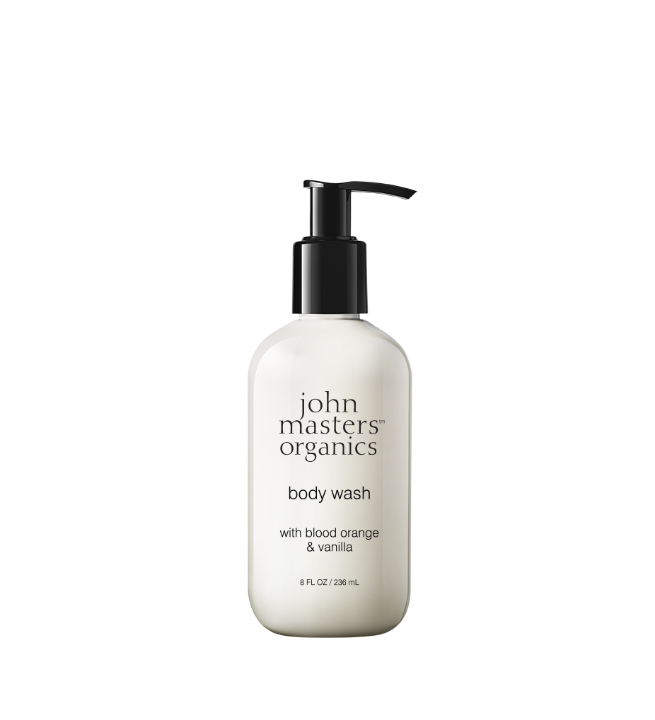 John Masters Organics - Body Wash with Blood Orange & Vanilla