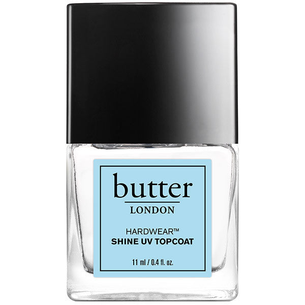 butter LONDON - Hardware Shine UV Topcoat