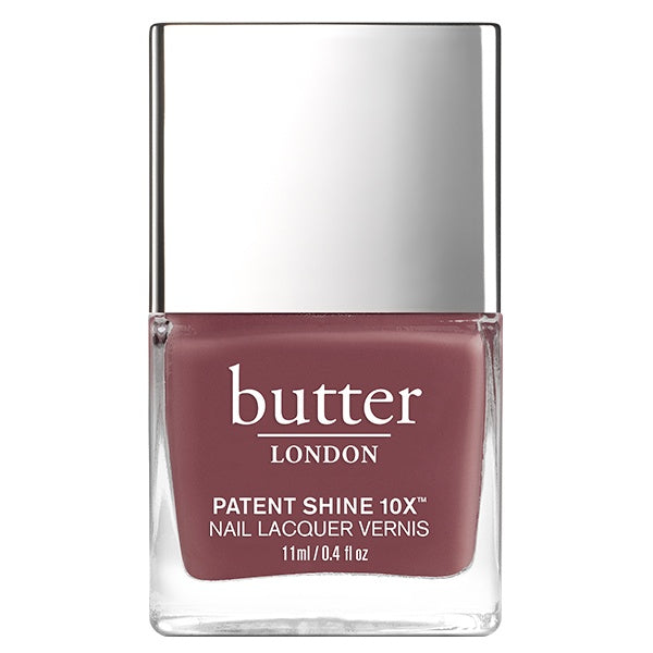 butter LONDON Patent Shine polish - Toff