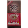 Giddy YoYo Raw Chocolate - Raspberry