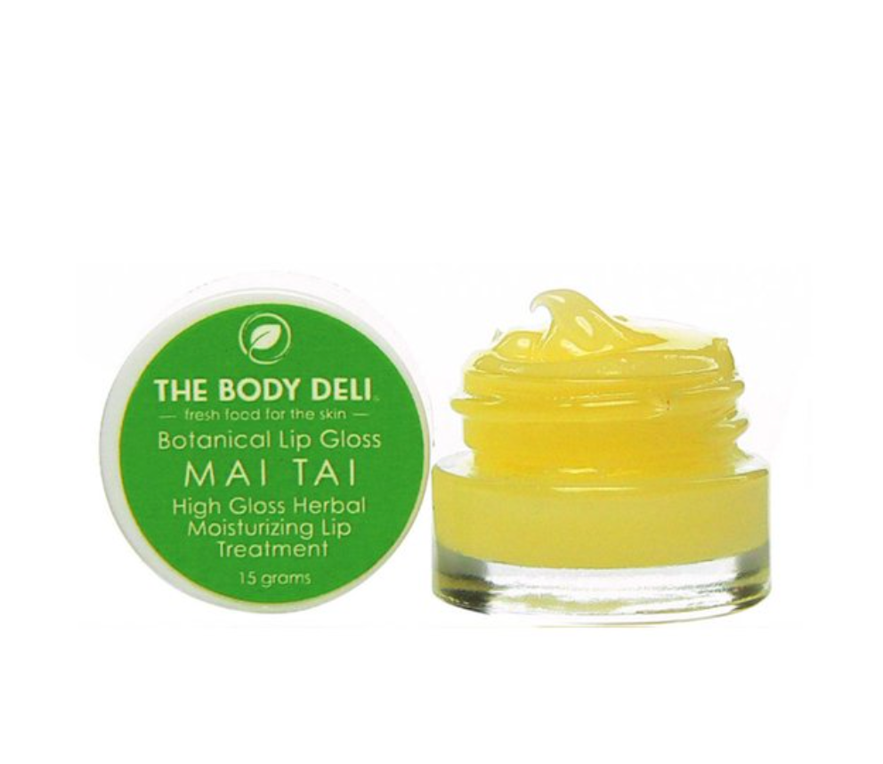 The Body Deli - Mai Tai Lip Gloss