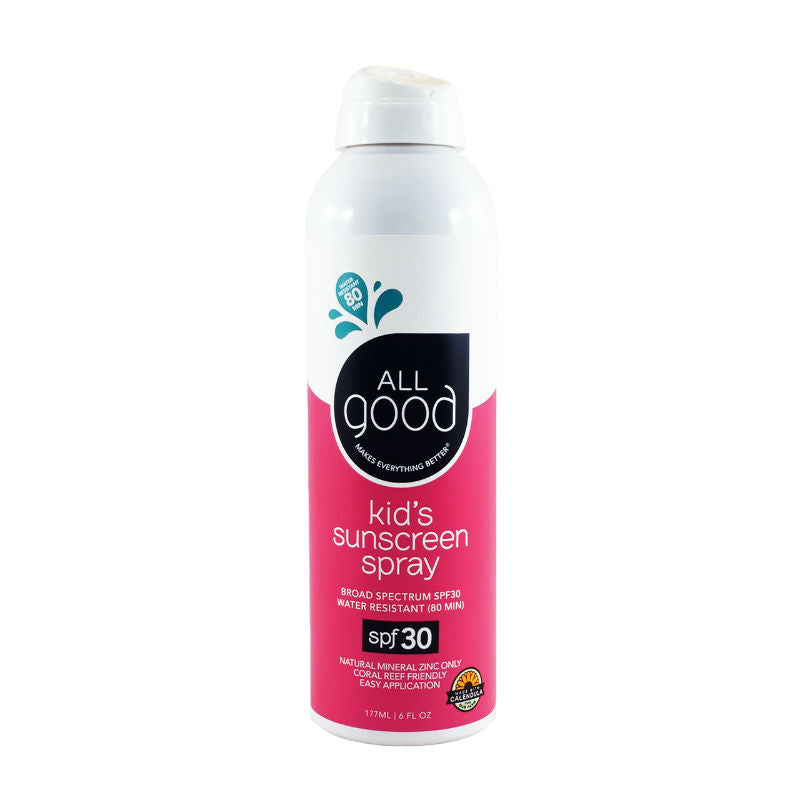 All Good - Kids Sunscreen Spray (spf 30)