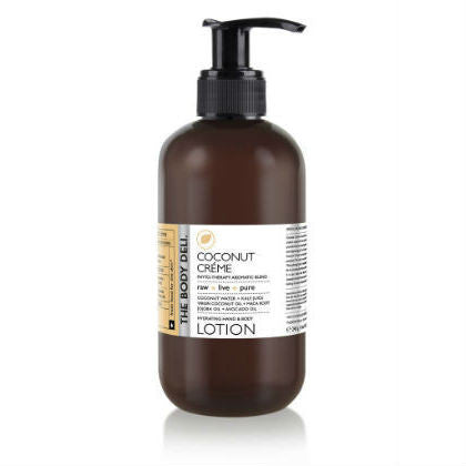 THE BODY DELI - Hand & Body Lotion in Coconut Créme