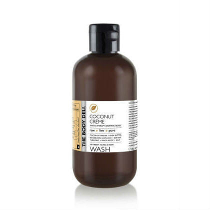 THE BODY DELI - Hand & Body Wash in Coconut Créme