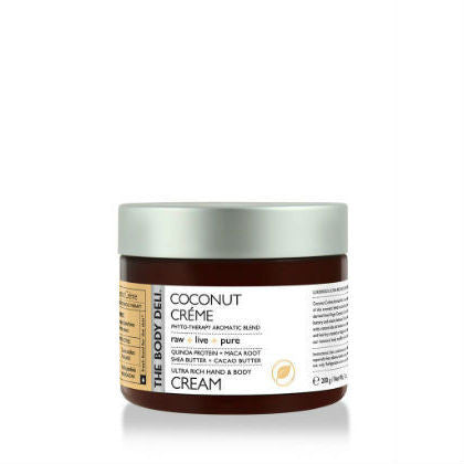 THE BODY DELI - Hand & Body Cream in Coconut Créme