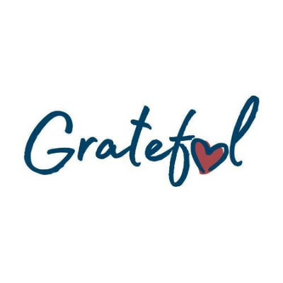 Conscious Ink Temporary Tattoo - Grateful