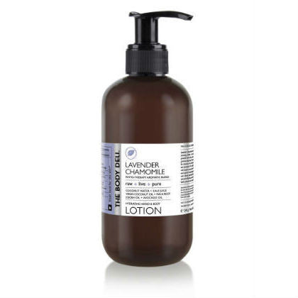 THE BODY DELI - Hand & Body Lotion in Lavender Chamomile
