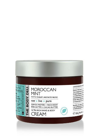 THE BODY DELI - Hand & Body Cream in Moroccan Mint