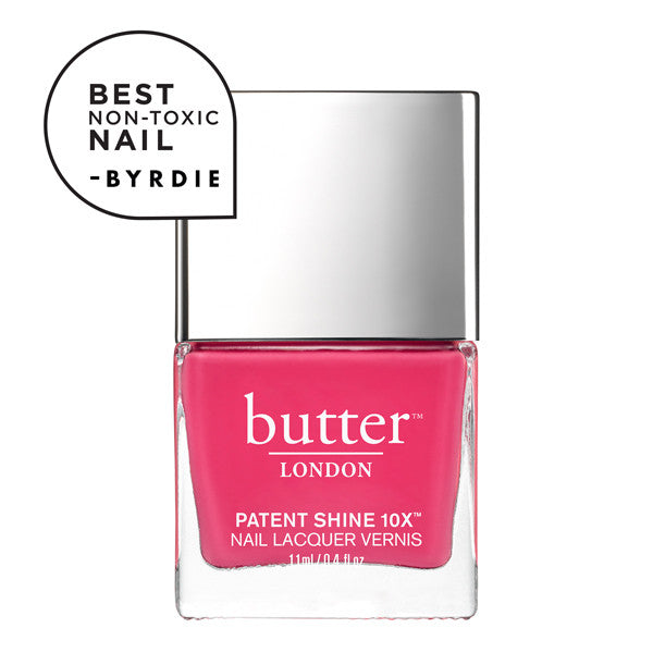 butter LONDON Patent Shine polish - Flusher Blusher