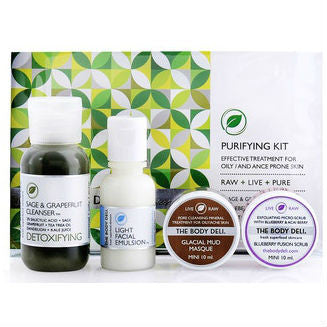 The Body Deli - Purifying Facial Mini Kit