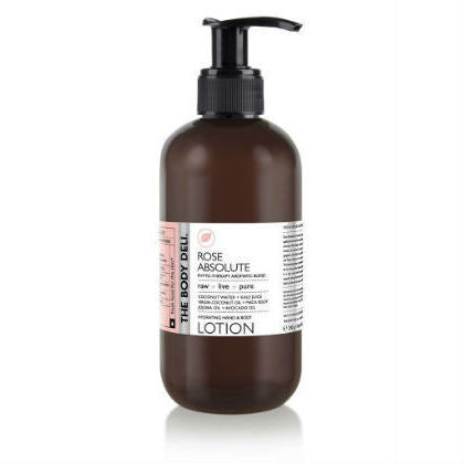 THE BODY DELI - Hand & Body Lotion in Rose Absolute