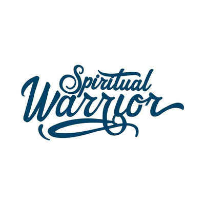Conscious Ink Temporary Tattoo - Spiritual Warrior