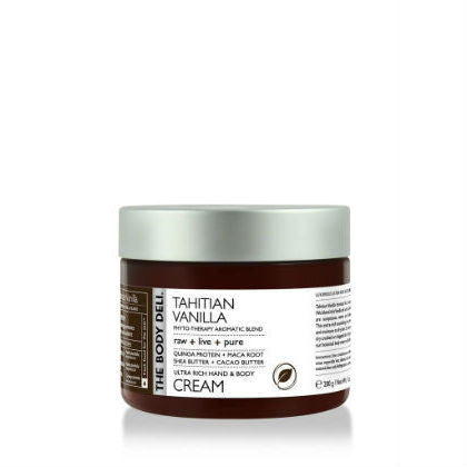 THE BODY DELI - Hand & Body Cream in Tahitian Vanilla