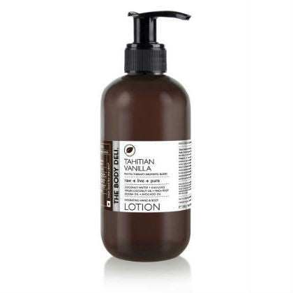 THE BODY DELI - Hand & Body Lotion in Tahitian Vanilla