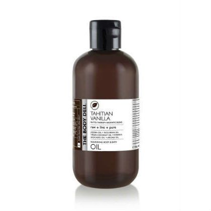 THE BODY DELI - Body & Bath Oil in Tahitian Vanilla