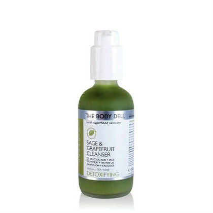 THE BODY DELI - Sage & Grapefruit Cleanser