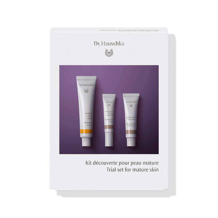 Dr. Hauschka - Trial Set for Mature Skin