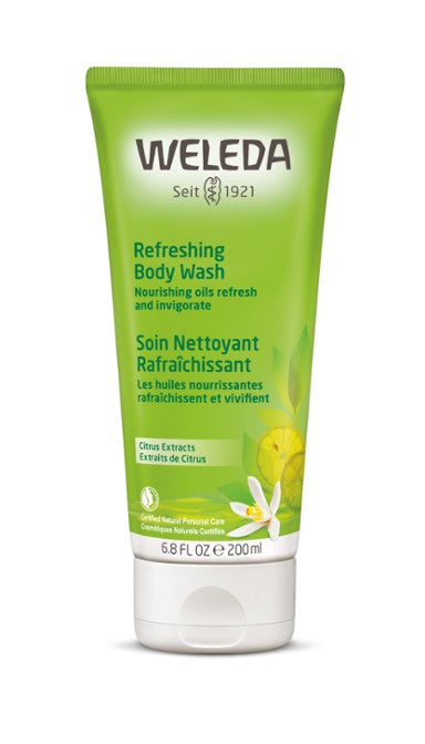 Weleda Body Wash - Citrus