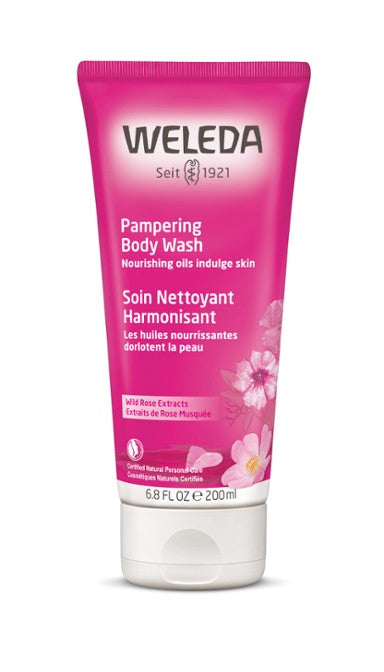 Weleda Body Wash - Wild Rose