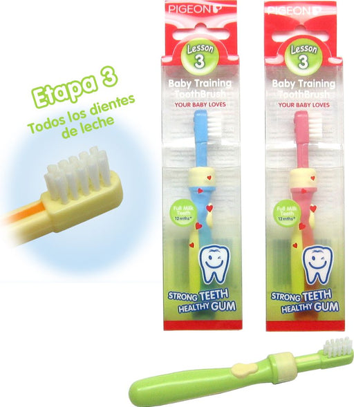 Cepillo Dental Etapa 3PIGEON