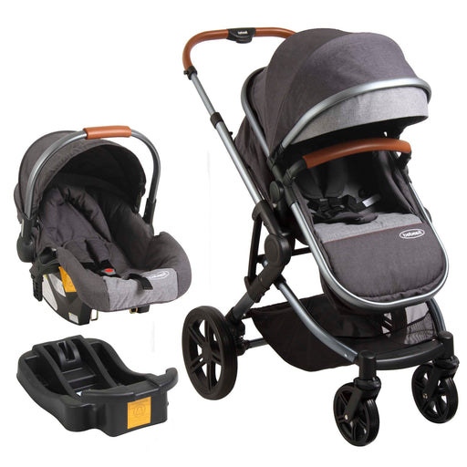 Coche Travel System Aspen Air GrisBEBESIT