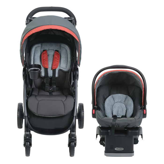 Coche Travel System FastAction DLX