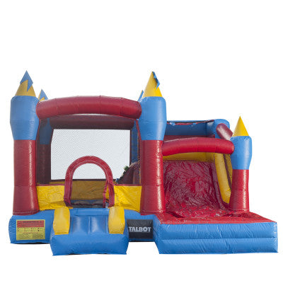 Inflable Castillo Tobogan  4x4EBT