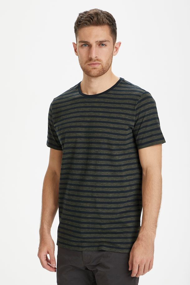 Jermane Mini Stripe T-Shirt