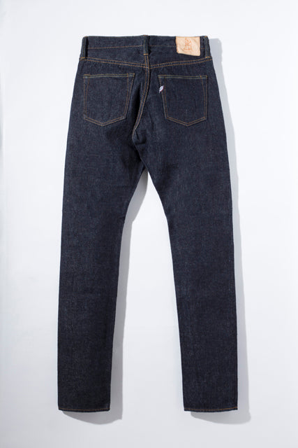 Pure Blue Japan - XX-019 Relaxed Tapered 14oz Jean - Danali