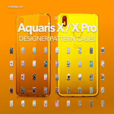 BQ Aquaris X cases / X Pro cases, 40+ Designer Pattern New Arrival