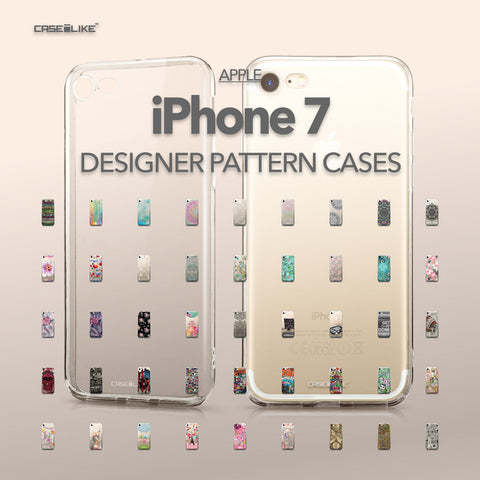 Apple iPhone 7 cases, designer pattern cases | CASSEiLIKE.com
