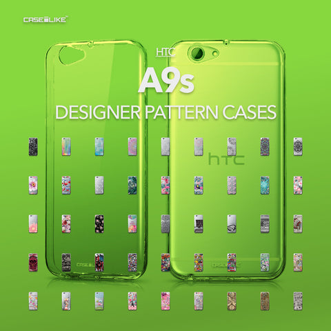 HTC One A9s cases, designer pattern cases | CASSEiLIKE.com