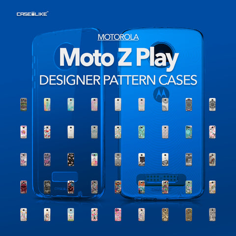 Motorola Moto Z Play cases, designer pattern cases | CASSEiLIKE.com