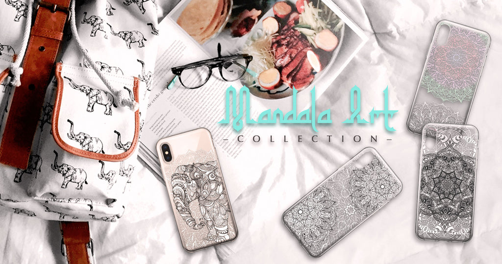 Mandala Art Collection iPhone cases / Android Mobile cases | CASEiLIKE