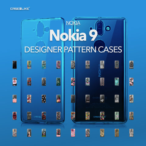 Nokia 9 cases, designer pattern cases | CASSEiLIKE.com