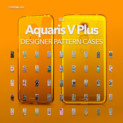 BQ Aquaris V Plus cases, designer pattern cases | CASSEiLIKE.com