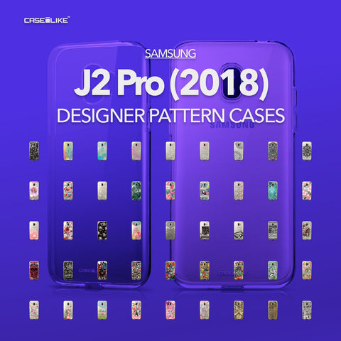 Samsung Galaxy J2 Pro (2018) cases, designer pattern cases | CASSEiLIKE.com