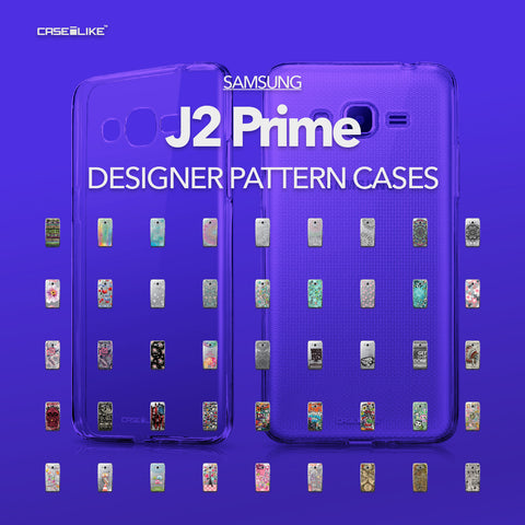 Samsung Galaxy J2 Prime cases, designer pattern cases | CASSEiLIKE.com