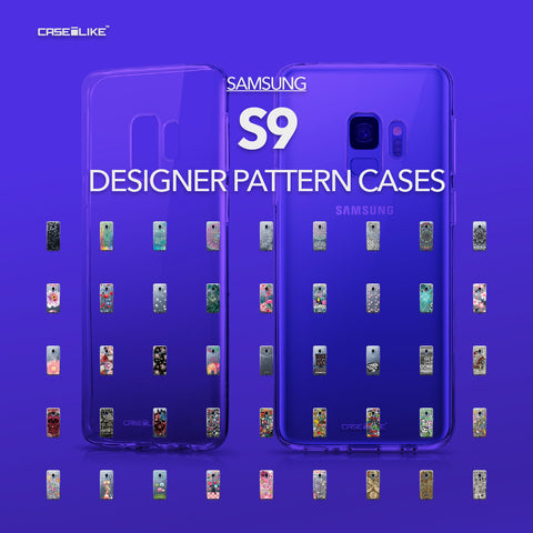 Samsung Galaxy S9 cases, designer pattern cases | CASSEiLIKE.com