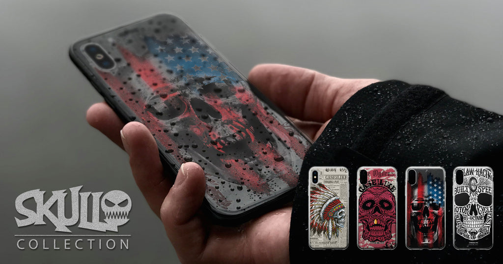 Skull Collection iPhone cases / Android Mobile cases | CASEiLIKE.com