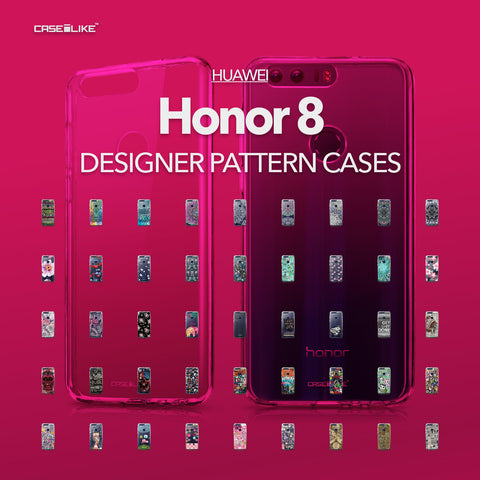 Huawei Honor 8 cases, designer pattern cases | CASSEiLIKE.com