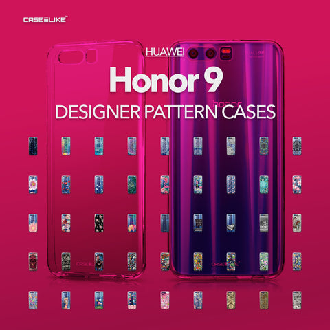 Huawei Honor 9 cases, designer pattern cases | CASSEiLIKE.com