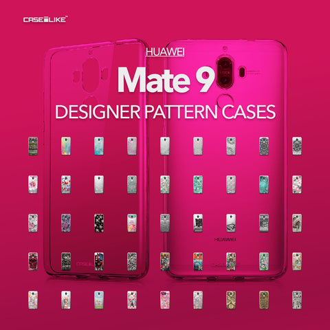Huawei Mate 9 cases, designer pattern cases | CASSEiLIKE.com