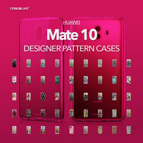 Huawei Mate 10 cases, designer pattern cases | CASSEiLIKE.com