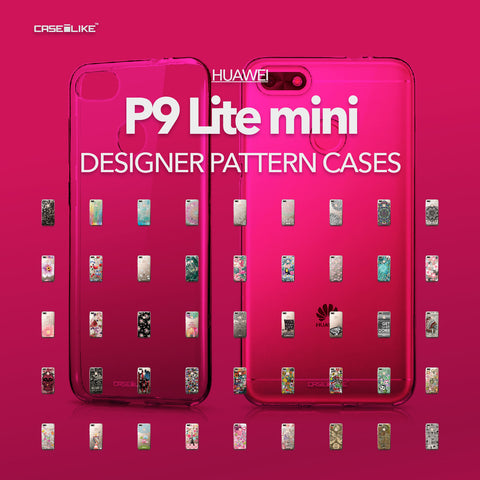Huawei P9 Lite mini cases, designer pattern cases | CASSEiLIKE.com