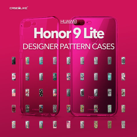 Huawei Honor 9 Lite cases, designer pattern cases | CASSEiLIKE.com