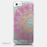 CASEiLIKE Apple iPhone 5GS back cover Mandala Art 2090