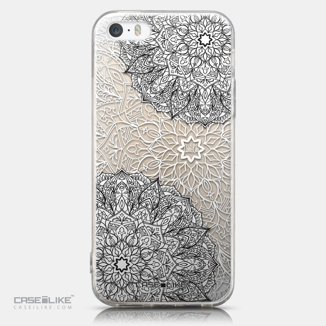 CASEiLIKE Apple iPhone 5GS back cover Mandala Art 2093