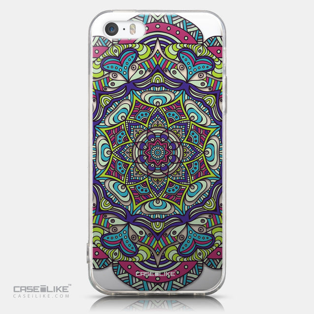 CASEiLIKE Apple iPhone 5GS back cover Mandala Art 2094