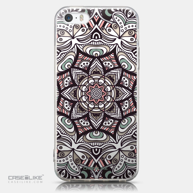 CASEiLIKE Apple iPhone 5GS back cover Mandala Art 2095